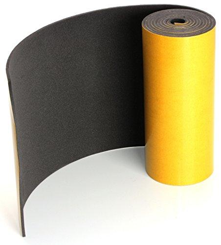 4er Set Auto Türschutzleiste Garagenschutz Wandschutz: Selbst Klebende Schaumstoff-Schutzstreifen: Garagenwand