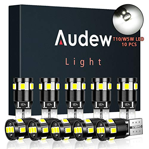audew t10 w5w auto led standlicht innenbeleuchtung auto. Black Bedroom Furniture Sets. Home Design Ideas