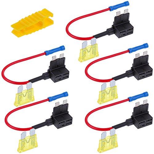 24V – Dash Cam Hardwire Kit Mini USB Harter Draht Auto