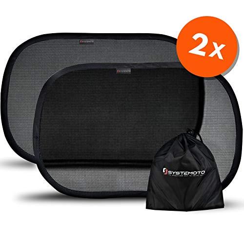 Sonnenschutz Auto Mit Systemoto Baby Safety Bundle Rücksitzspiegel schwarz
