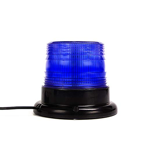 Treu 2 Stücke 11 Cm Split 4led Polizei Led Licht Notfall Gefahren Strobe Lichter Bar Auto Grill Blinkt Warnung Lampe Rot Blau Bernstein Weiß Autolichter Fahrzeugleuchtenmontage