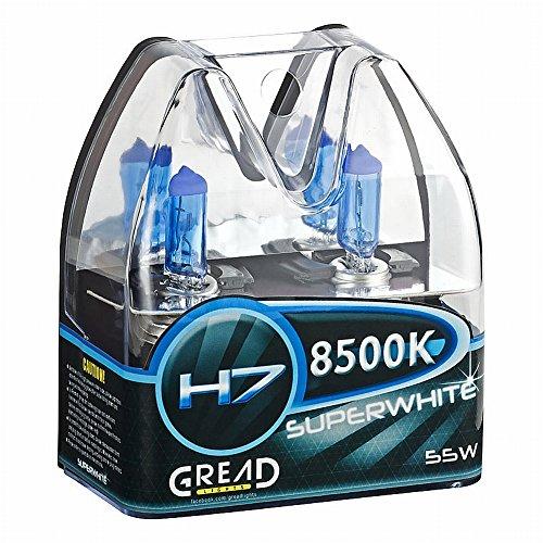 zenxeay h7 xenon optik auto lampe 55w 12v super white. Black Bedroom Furniture Sets. Home Design Ideas