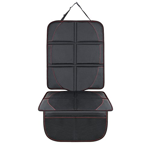 Premium Kindersitzunterlage Isofix Geeignet Excellent Quality Kewago Autositzauflage Rip-stop