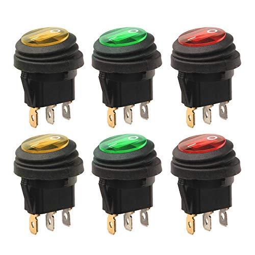 Kupplung Winkelstecker Adapter 1//2tlg 2//3Pin Stecker IP67 Kabel Verbinder Neu